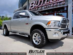 dodge ram 2500 with 18in atx ledge wheels additional