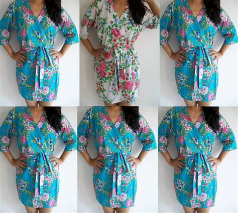 flower pattern robe do these floral robe patterns compliment each other