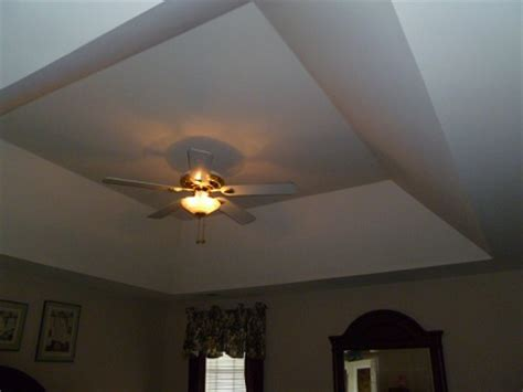 How To Paint A Tray Ceiling Tray Ceiling Paint Colors Doityourself Community Forums