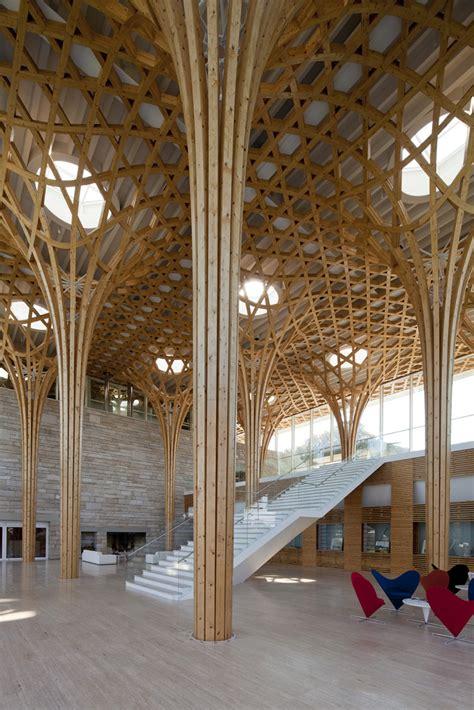 Architecture Ban It by Nine Bridges Country Club Shigeru Ban Architects
