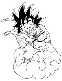 goku coloring pages goku coloring pages free kids coloring pages