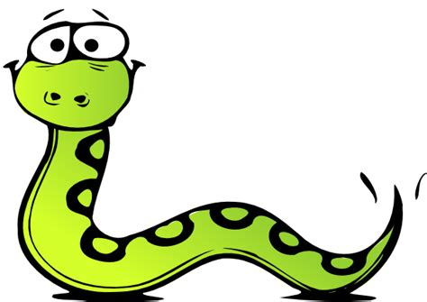 snake clipart yellow snake clip cliparts