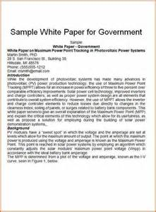 white template 7 white paper format template budget template letter