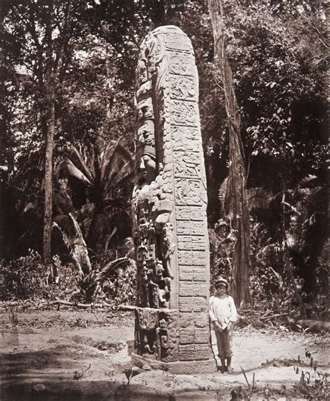 Reading The Ruins Alfred Maudslay And The Maya Site Of
