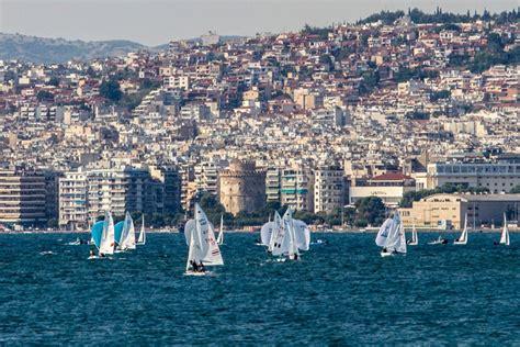 sailing greece thessaloniki 470 worlds qualification series wraps up in thessaloniki
