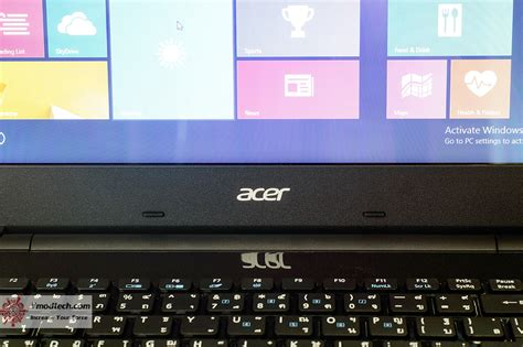 Keyboard Acer E14 หน าท 1 acer aspire e14 e5 421g 45l0 notebook review vmodtech review overclock