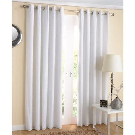curtains at tesco direct buy enhanced living santiago eyelet white curtains