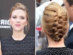 Tresse Coll 233 E Scarlett Johansson Ses Plus Belles