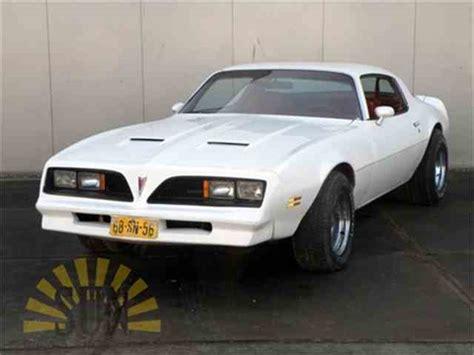 1977 Pontiac Firebird by 1977 Pontiac Firebird For Sale On Classiccars 25