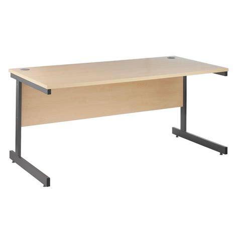 Office World Desks Astro Rectangular Desk Officesupermarket Co Uk