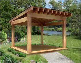 custom heavy timber cedar pergola features
