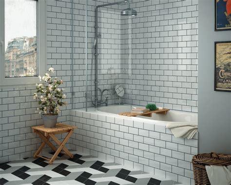 metro tiles bathroom image6 bathroom vonia pinterest metro retro