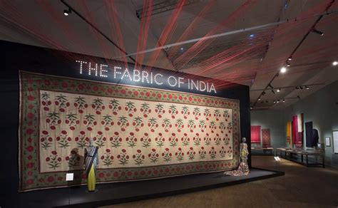 fabric and design museum london victoria and albert museum opens fabric of india