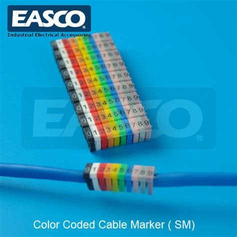 easco wire labels cable label markers buy cable label