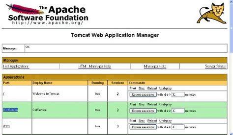apache tomcat console developing web services part 3 file uploading web