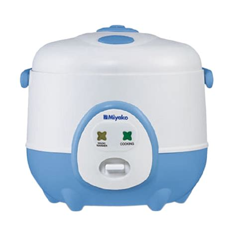 Rice Cooker Mini Miyako jual miyako mcm 606a mini rice cooker 0 6 l