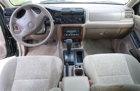 2001 Isuzu Rodeo Interior by 2001 Isuzu Rodeo Interior Pictures Cargurus