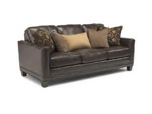 Flexsteel Leather Sofa Flexsteel Living Room Leather Sofa 1373 31 Joe Tahan S Furniture Rome Yorkville And New