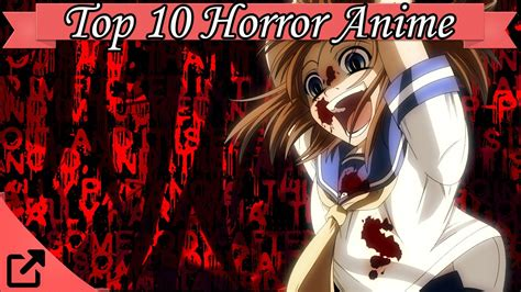 horror anime or top 10 horror anime 2016 all the time