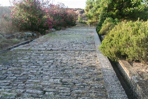 ancient greek roads historum history forums greeks vs romans