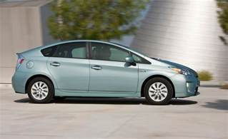 Toyota Prius 2014 Car And Driver
