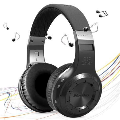 bluedio ht turbine wireless bluetooth headphone with mic black jakartanotebook