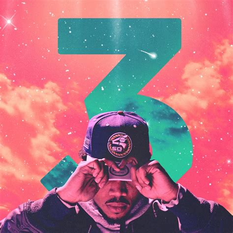 coloring book chance the rapper album made my own cover for chance 3 chancetherapper