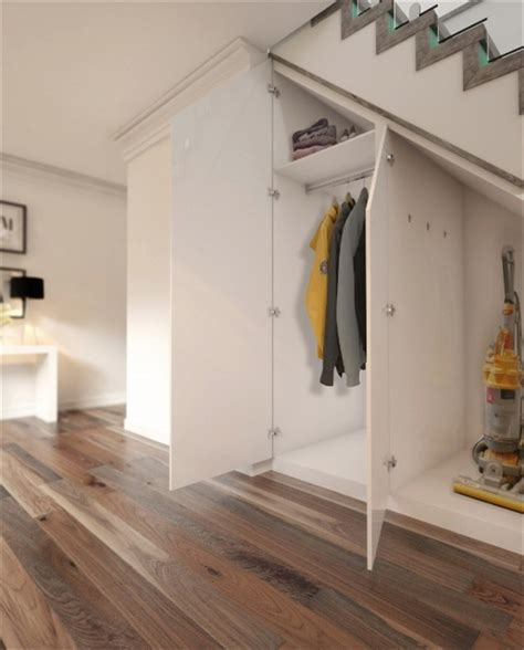 under staircase storage under stairs coat storage ideas google search for the