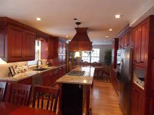 kitchen ideas with cherry cabinets kitchen flooring ideas best images collections hd for