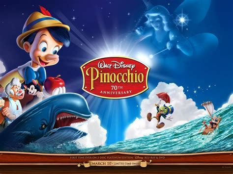 Watch Pinocchio Online For Free On 123movies