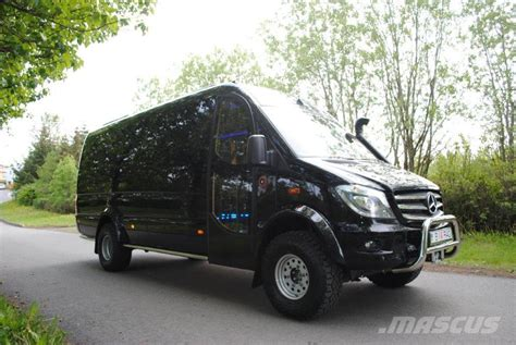 4x4 Sprinter For Sale by Used Mercedes Sprinter 519 Cdi 4x4 Mini Year