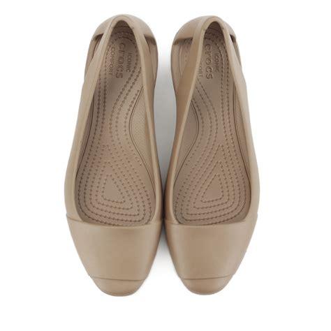 comfy flat shoes crocs flat womens casual summer comfy