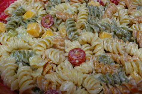 easy pasta salads super easy pasta salad recipe food com