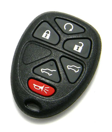 cadillac escalade remote start 2007 2009 cadillac escalade key fob remote 6 button remote