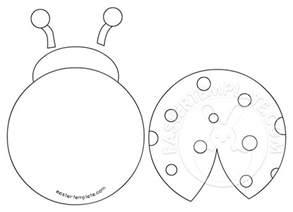 image gallery ladybug template