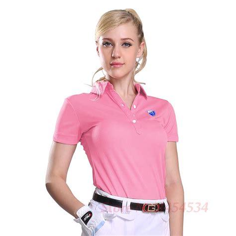 Best Quality Liona Blouse 1 pgm high quality 2018 top polo shirts sleeve cotton feminina pra golf tennis