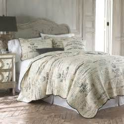 Home Design Bedding French Script Bedding Amp Home Decor Webnuggetz Com