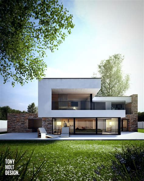 best 25 modern houses ideas on modern house