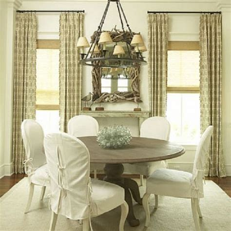 White Dining Room Chair Covers Modern Dining Chair Slipcovers Home Design