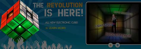 Rubiks Revolution Interactive As A by Rubik S Revolution Going Interactive Creative Digital
