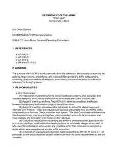 army policy letter format letter of recommendation