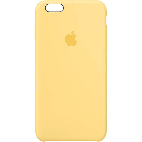 Iphone 6 Plus 6 Plus S Silicone Yellow apple iphone 6 plus 6s plus silicone yellow mm6h2zm