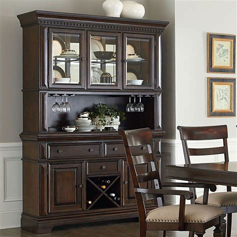 dining room buffet cabinet charleston buffet w hutch china cabinets and curios