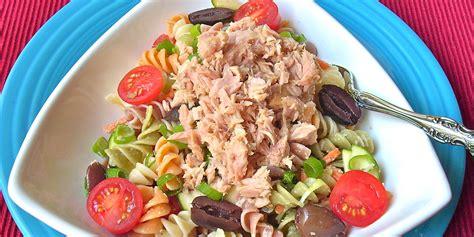 cucinare pasta fredda ricetta pasta fredda tonno e olive roba da donne