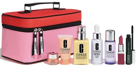 The Best Of Clinique by The Best Of Clinique Set Ddml Repairwear Moisture