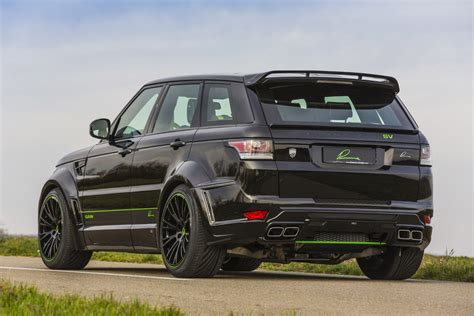 modified 2015 range rover the lumma design range rover sport svr carhoots