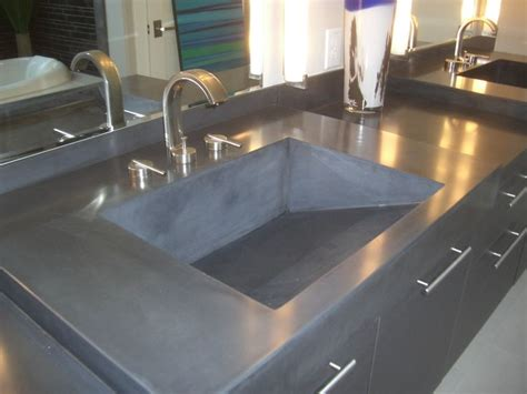 Concrete Countertops Prices Vs Granite by Best 25 Soapstone Countertops Cost Ideas On