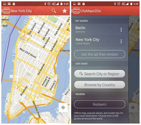 best offline map for best free offline map apps for android androidpit