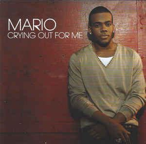 Mario Crying Out For Me Download | mario crying out for me cd at discogs