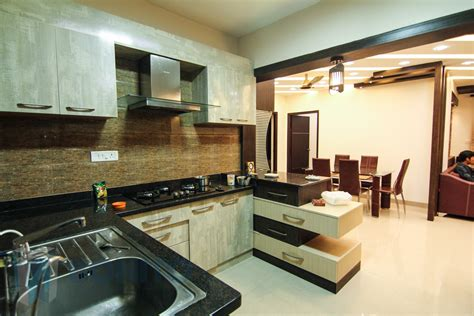 Kitchens Interiors 3bhk Apartment Interiors In Whitefield Bangalore Mr Saurabh S House Bonito Designs